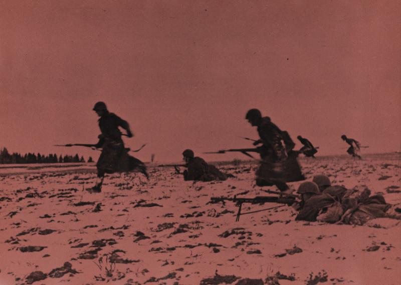 Решающие дни на Западном фронте в ноябре - декабре 1941 года