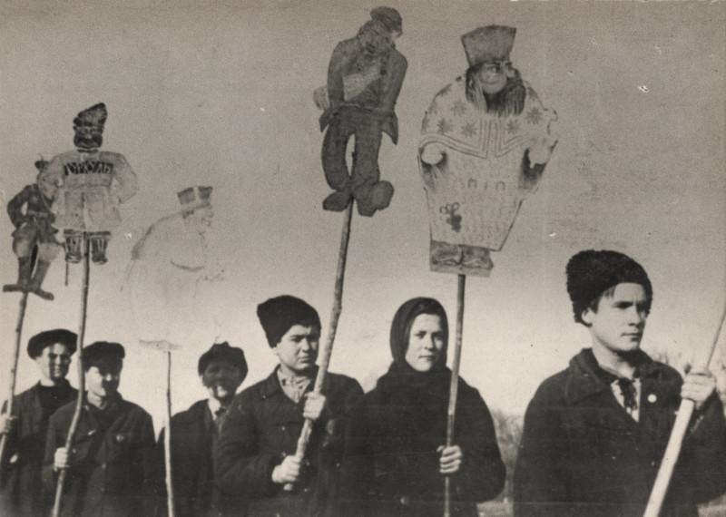 10 библейских заповедей на советский лад