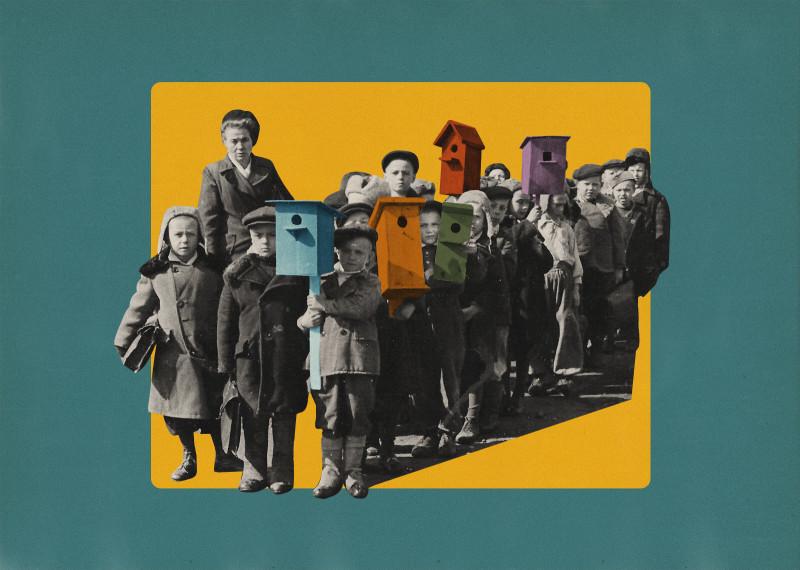Сталинская премия «правильным» деятелям искусств, нужда в высшем образовании, доклады учёных на грампластинках, пришла весна