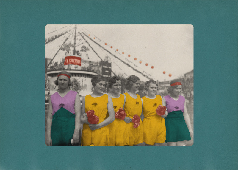 Мода советской женщины, лечебные вина в аптеках, семь лет со дня смерти Маяковского, общественные души на бульварах