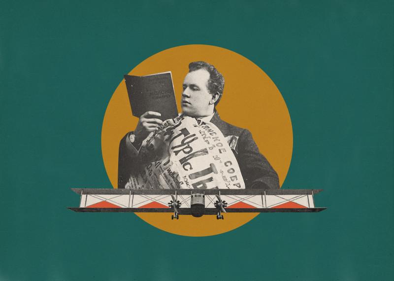 Василий Каменский: путь энтузиаста после революции