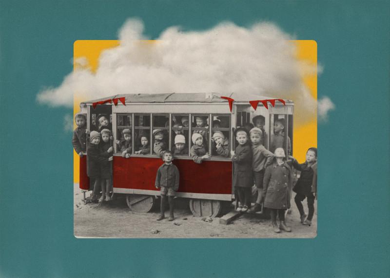 Детские трамваи, пионеры выступают за дисциплину, в Москве появилась световая реклама и электрогазеты
